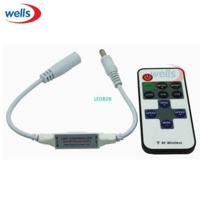 1pcs DC 5~12V 11 Keys RF Remote C