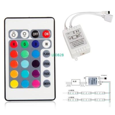Practical Mini 24 Key IR Remote C