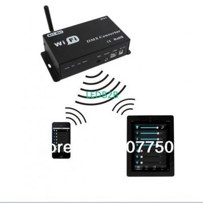 DC 12V Wifi dmx converter control