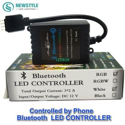 DC12V Bluetooth LED RGB Controlle