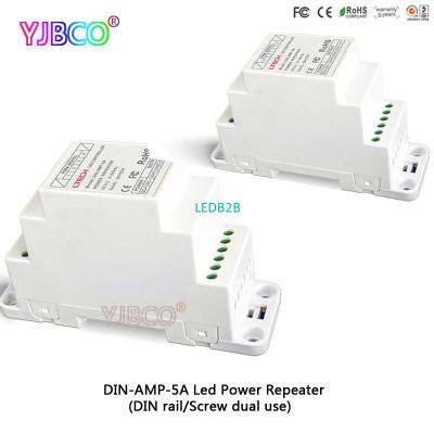 LTECH led controller DC5-24V 5A*3