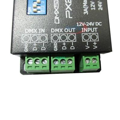 PX24506 DMX 512 Decoder Driver 9A