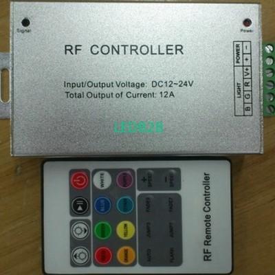 20KEY 12V-24V 12A 3 CH Controller