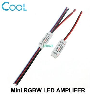 RGBW LED Amplifer DC5-24V 4A * 4