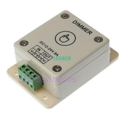 12v-24v 8A LED Light Touch Dimmer