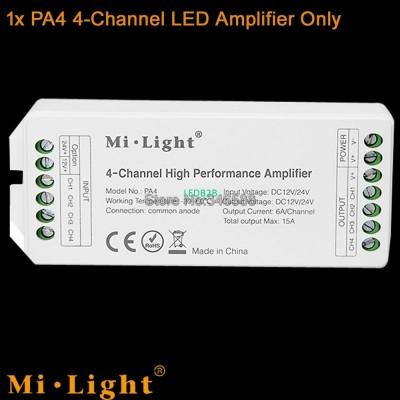 New Mi.Light PA4 DC12V 24V Max. 1