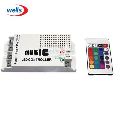 DC12-24V Music Sound LED Controll