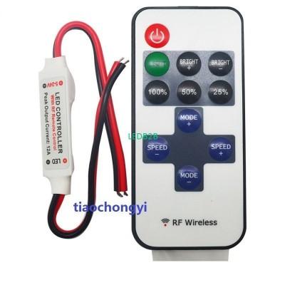 DC12-24V Single Color RF Wireless