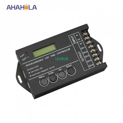 dc 12-24v tc420 led time controll