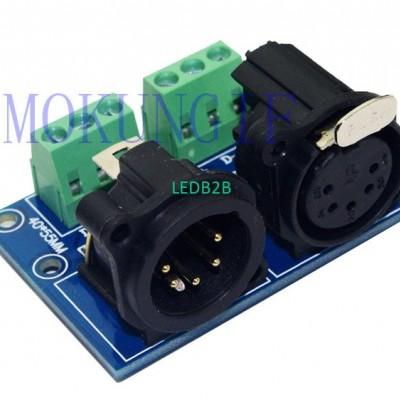 20pcs XLR5-3P DMX512 Relays conne