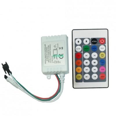 12V 24Key Controller For WS2812B/