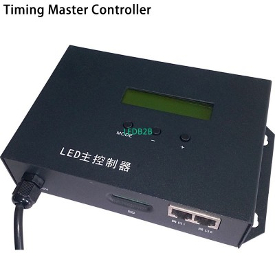 LED full color timing master cont
