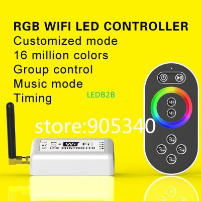 16 millions color RGB WIFI LED co