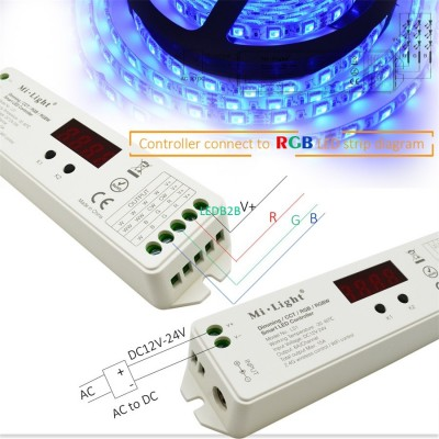 Milight 4IN1 Smart Strip LED Cont