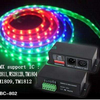 LED DMX DECODER DMX512 Decoder LE