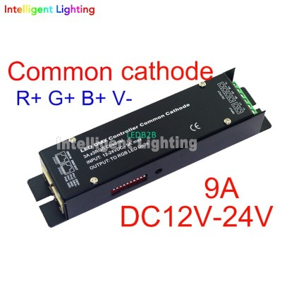 3CH DMX512 CC led RGB controller