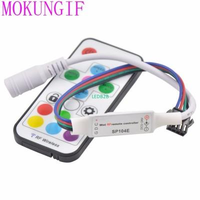 10Pcs Mini SP104E RF Remote contr