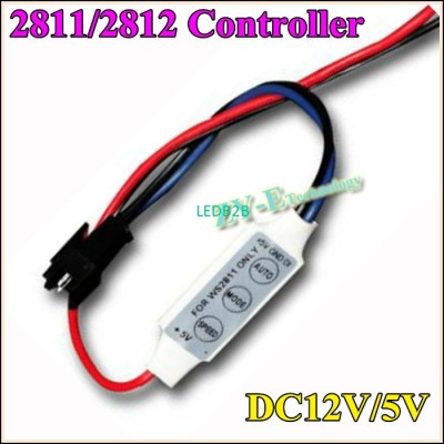 3key wire control Led controller