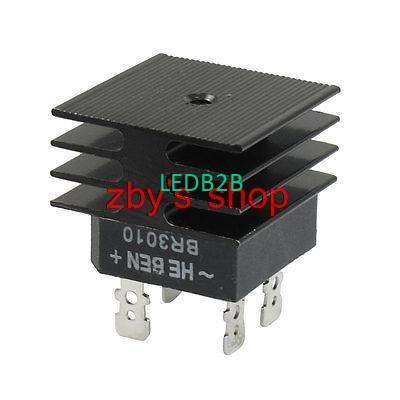 BR3010 30A 1KV Single Phase Bridg