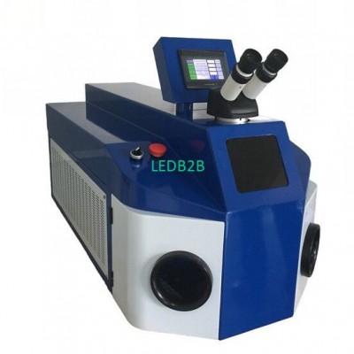 YAG Gold laser soldering machine