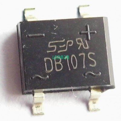DB107S DB107 RECTIFIER BRIDGE 1A