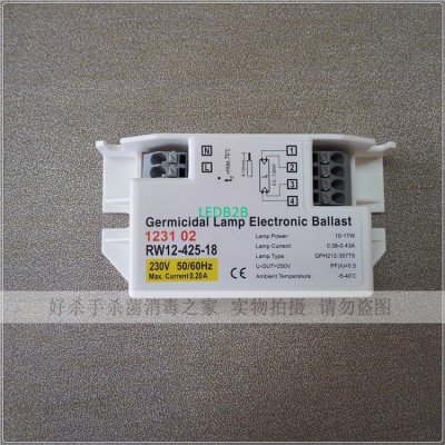 RW12-425-18 Germicidal Lamp Elect