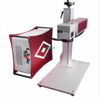 10w fiber laser marking machine f
