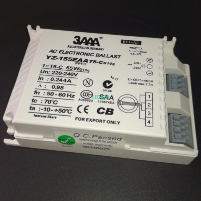 3AAA 55W 220-240V Instant Start A