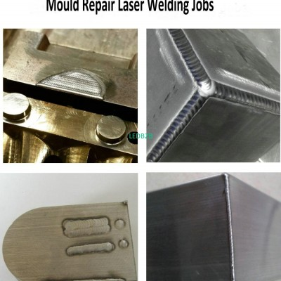 YAG High precise laser soldering
