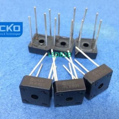 [VK]BR61 Bridge Rectifiers 6A 100