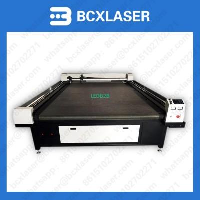 500W BCX Fiber Laser Cutting Mach