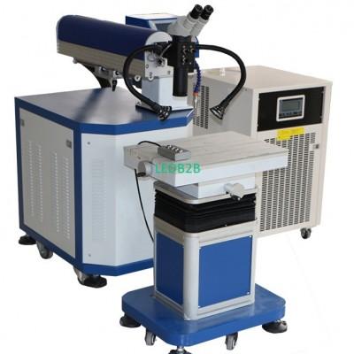 Laser beam welding machine for mo