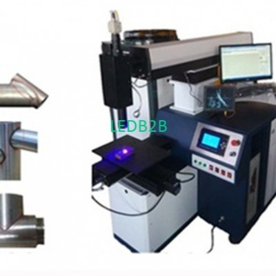 Robot Automatic Metal Laser Weldi