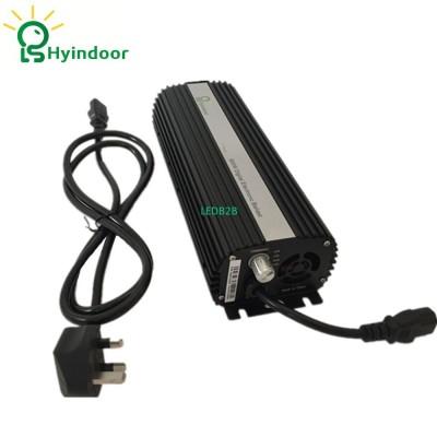 Lighting Accessories UK Plug 600W
