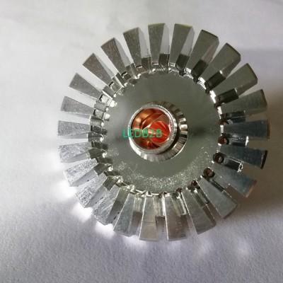 fiber laser cutting ceramic ring