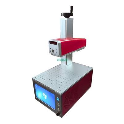 Wuhan factory 20W/30W laser marki