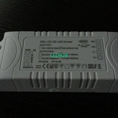 Fast shipping HDL-CC-20A LED driv