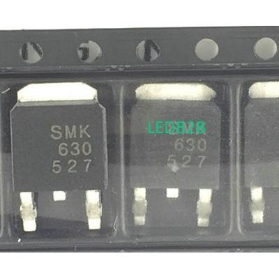 50pcs/lot SMK630D SMK630 TO-252 l