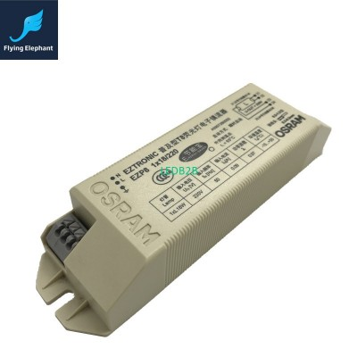I Type light box QTZ8 1X18W T8 Fl