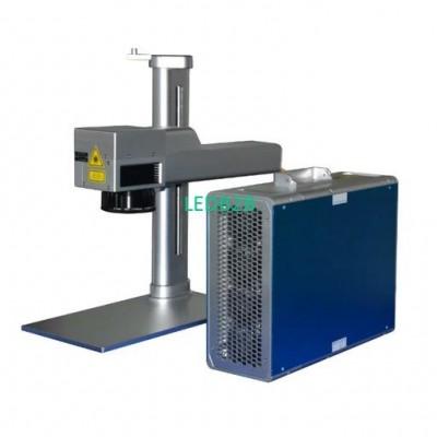 Mini standard-sized fiber laser m