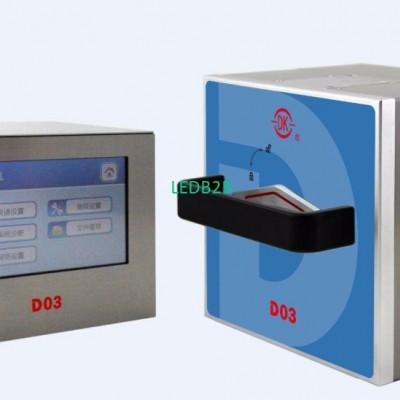 domino heat tranfer printing with
