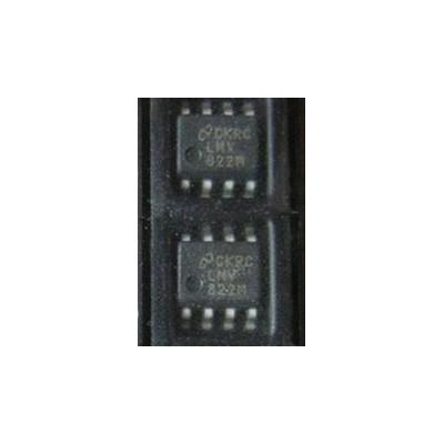 LMV822MX  10pcs/lot  new and orig