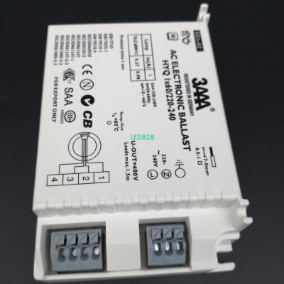 3AAA Instant Start AC Electronic