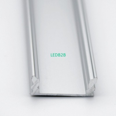 QSG-1707;LED aluminum profile(ano