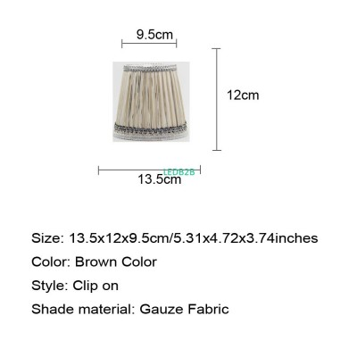 DIA 13.5cm/ 5.31 inch Fashion Des