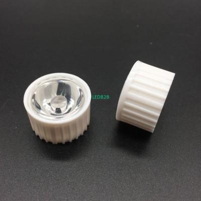 50x 1W 3W Power Lens 20mm Diamete