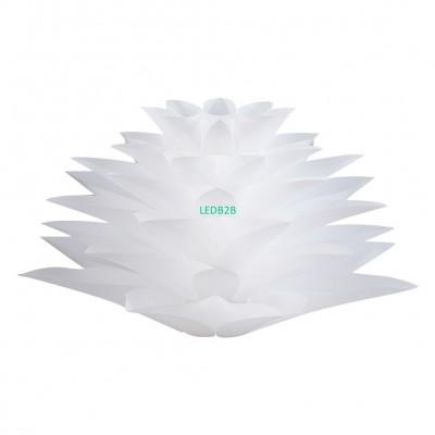Lotus Shape DIY Ceiling Lamp Shad