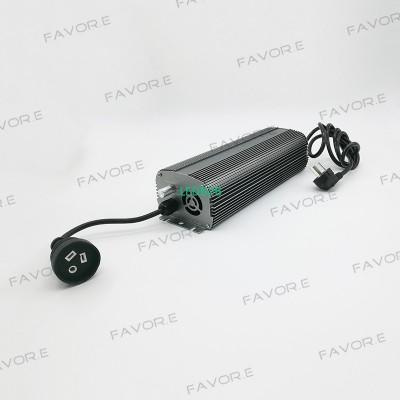AU plug MH/HPS 600W dimming elect