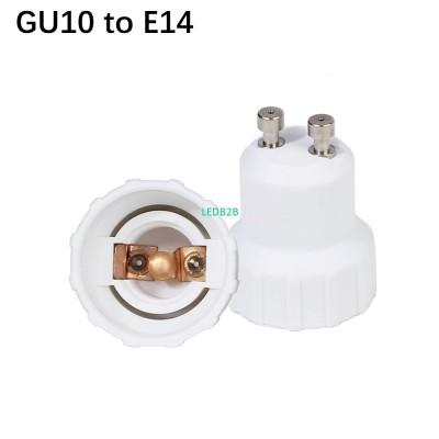 1PCS GU10 to E14 E27 Lamp Holder
