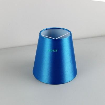 2PCS DIA 14cm/5.51inch Blue color